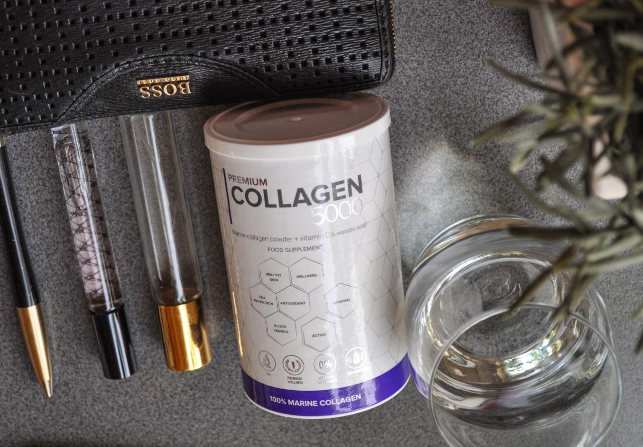 kolagen na zmarszczki