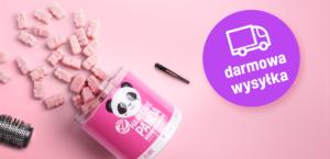 Hair Care Panda – żelki-misie, które pomogą Twoim włosom
