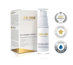 N°1 Vitamin Complex - Intensywnie odżywcze serum do twarzy