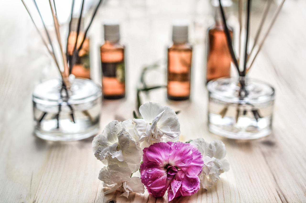 orzeźwiający zapach