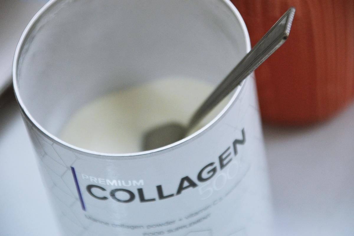 kolagen w proszku