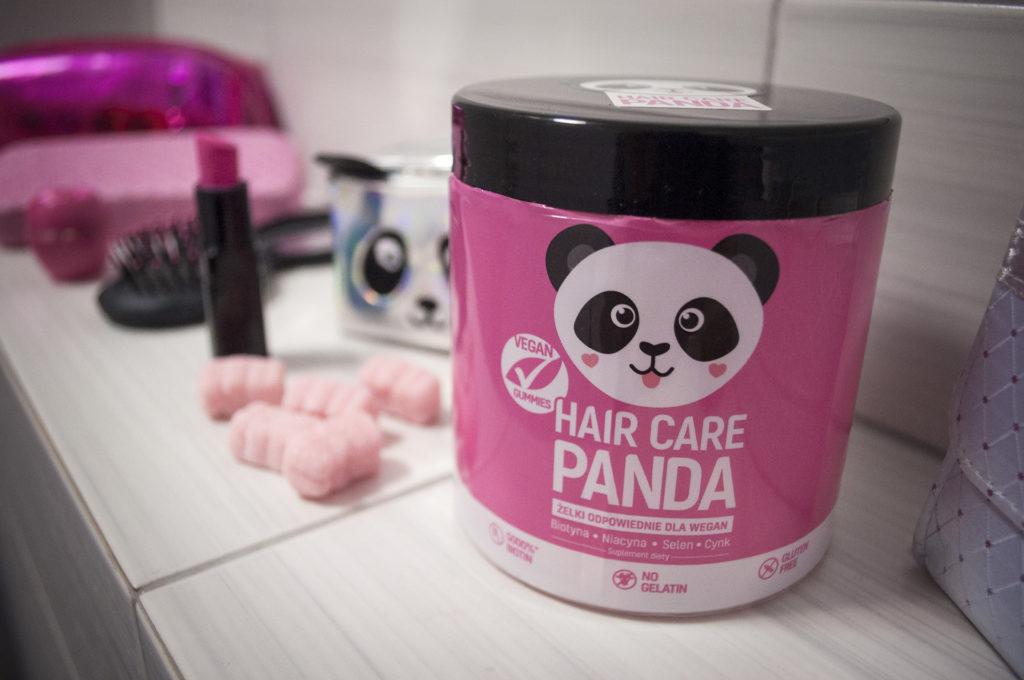 hair care panda działanie efekty cena
