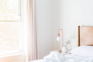Materac do małego mieszkania lub na łóżko dla gości