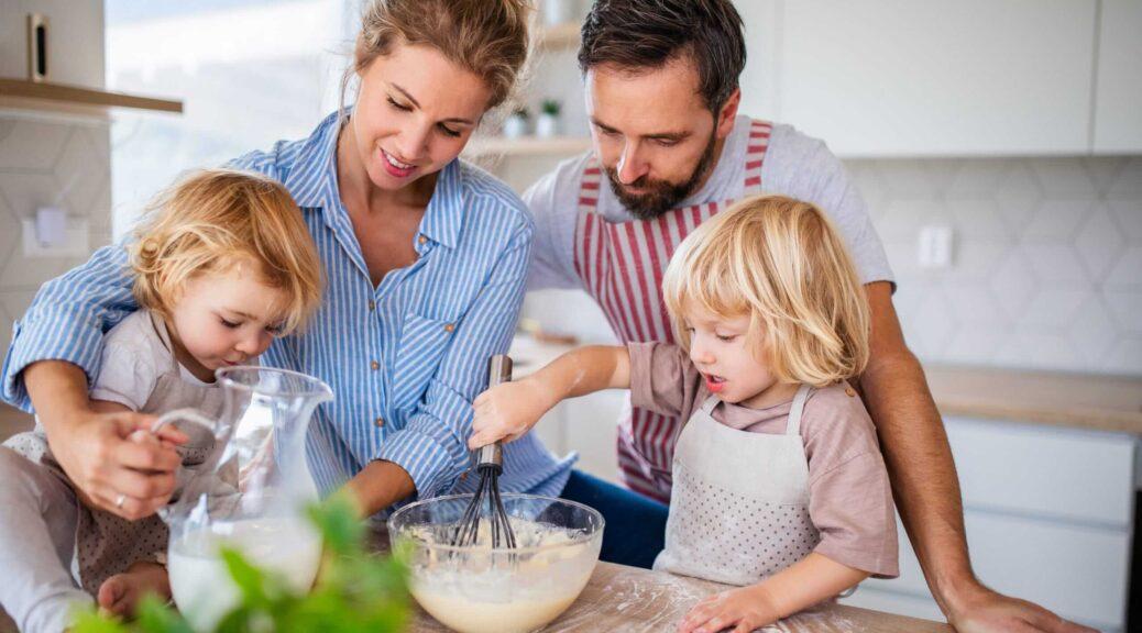 Edukacja dziecka w kuchni-