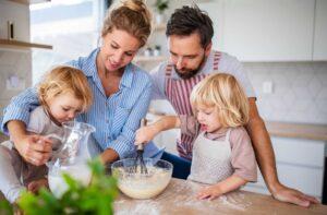 Edukacja dziecka w kuchni – czyli zrób to sam!