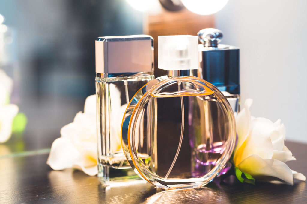 Rodzaje perfum damskich